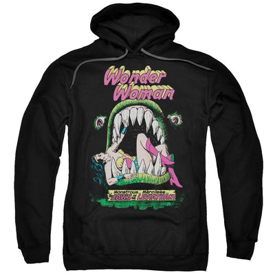 DC Comics Jaws Pullover Hoodie