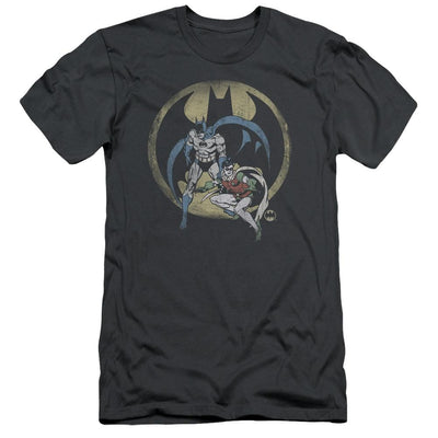 DC Comics Team Men's Slim Fit T-Shirt