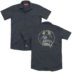 Dc Team Adult Work Shirt