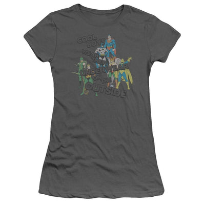 DC Comics Underwear Juniors T-Shirt