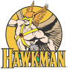 DC Comics Hawkman Men's Long Sleeve T-Shirt