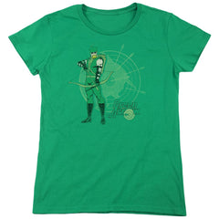 Dc - Arrow Target Women's T-Shirt