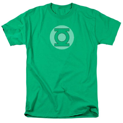 DC Comics Gl Little Logos Men's Regular Fit T-Shirt