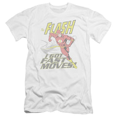 Dco Fast Moves Premium Adult Slim Fit T-Shirt