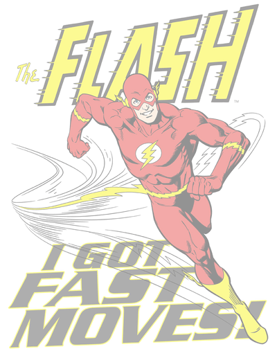 The Flash Fast Moves Pullover Hoodie