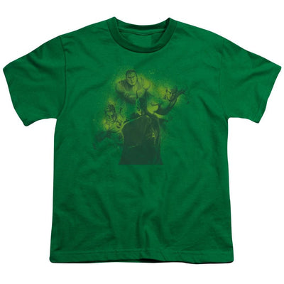 DC Comics Spray Sketch League Youth T-Shirt (Ages 8-12)