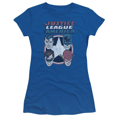 DC Comics 4 Stars Juniors T-Shirt
