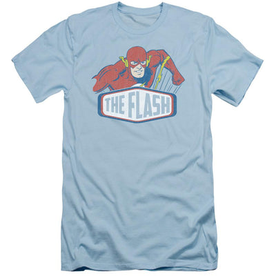 The Flash Flash Sign Men's Slim Fit T-Shirt