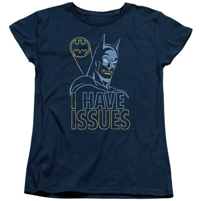 DC Comics Issues Women's T-Shirt