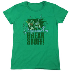 Dc - Break Stuff Women's T-Shirt