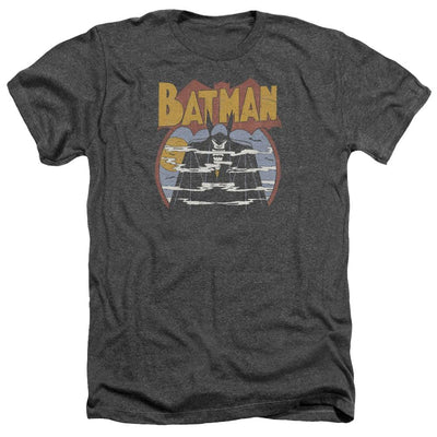 DC Comics Foggy Men's Heather T-Shirt
