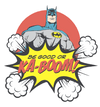 DC Comics Kaboom Juniors T-Shirt