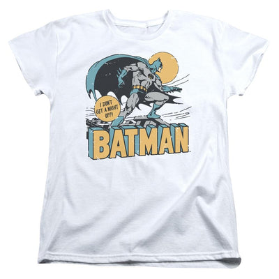 DC Comics Night Off Women's T-Shirt