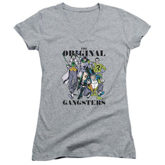 Dc - Original Gangsters Junior V-Neck T-Shirt