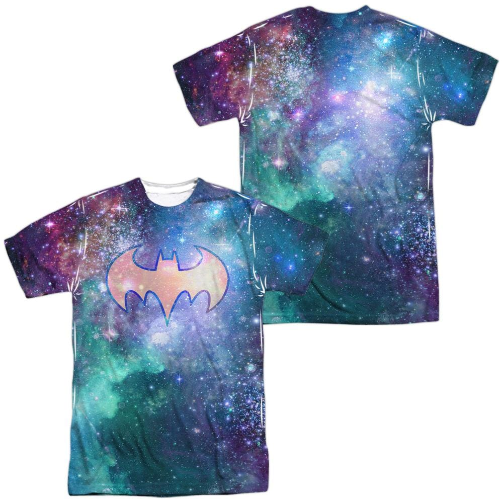 Dc Shielded Galaxy Adult All Over Print 100% Poly T-Shirt
