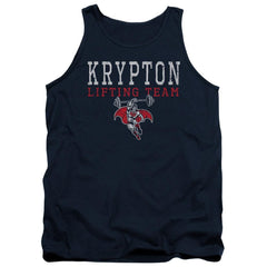 Dco - Krpton Lifting Adult Tank Top