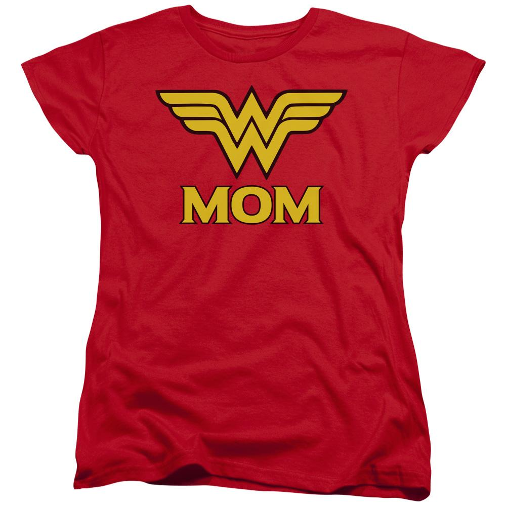 DC Comics - Wonder Mom Women's T-Shirt