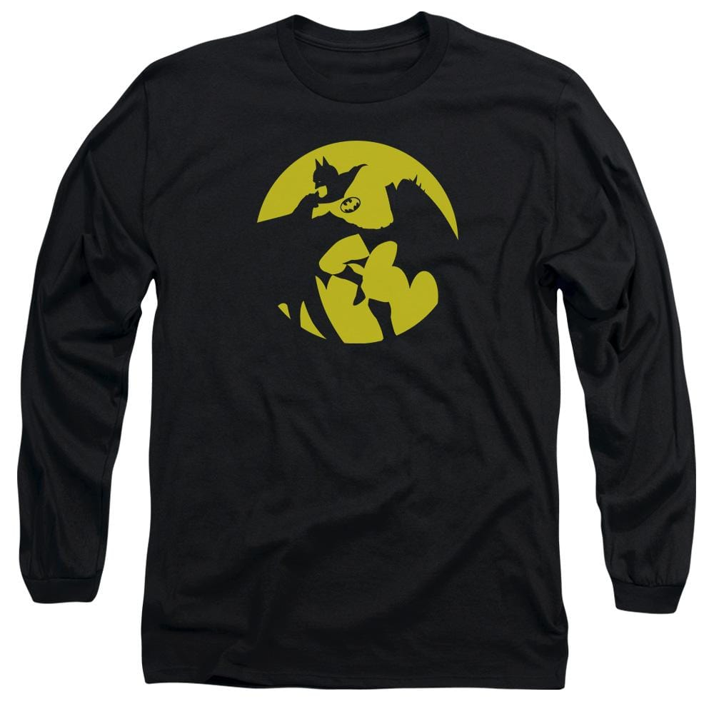 Dco - Batman Spotlight Adult Long Sleeve T-Shirt