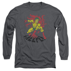 Dco - Creeper Adult Long Sleeve T-Shirt