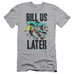 Dco Bill Us Later Adult Slim Fit T-Shirt