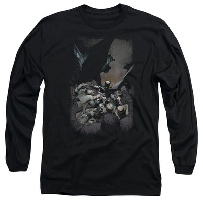 Batman Batman #1 Men's Long Sleeve T-Shirt