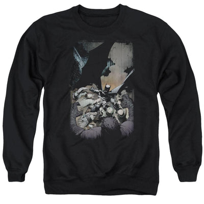 Batman Batman #1 Men's Crewneck Sweatshirt