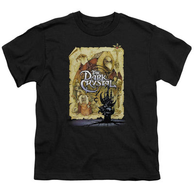Dark Crystal Poster Youth T-Shirt (Ages 8-12)
