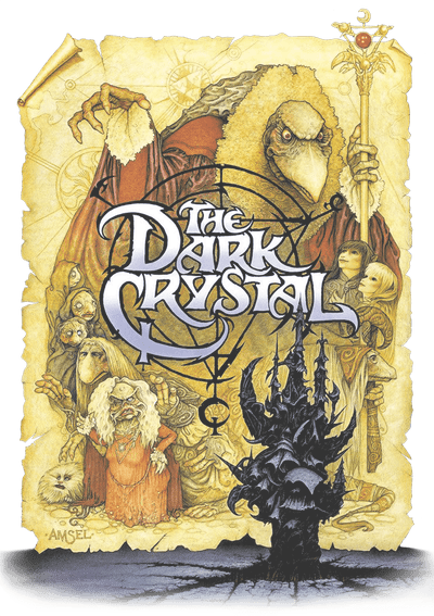 Dark Crystal Poster Kid's T-Shirt (Ages 4-7)