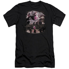 Dark Crystal Power Mad Premium Adult Slim Fit T-Shirt