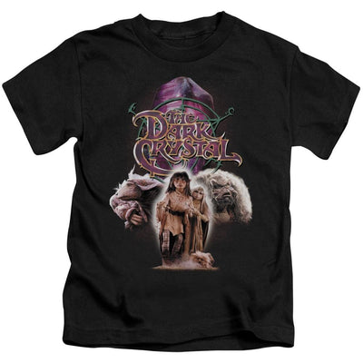 Dark Crystal The Good Guys Kid's T-Shirt (Ages 4-7)