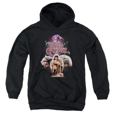 Dark Crystal The Good Guys Youth Hoodie (Ages 8-12)