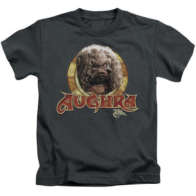 Dark Crystal Aughra Circle Kid's T-Shirt (Ages 4-7)