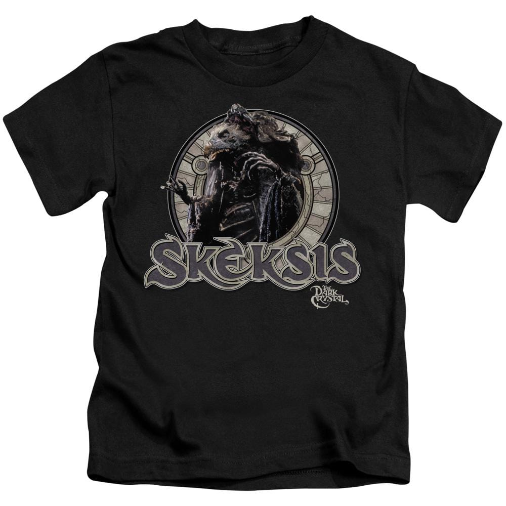 Dark Crystal - Skeksis Kids T-Shirt (Ages 4-7)