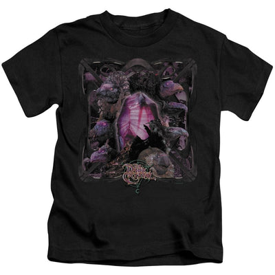 Dark Crystal Lust For Power Kid's T-Shirt (Ages 4-7)