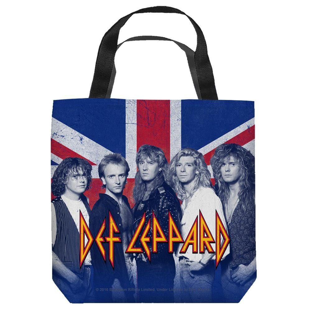 Def Leppard - The Boys Tote Bag