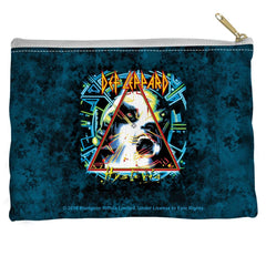 Def Leppard - Hysteria Cover Straight Bottom Pouch
