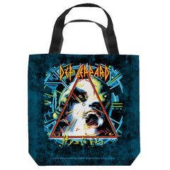 Def Leppard - Hysteria Cover Tote Bag