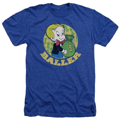 Richie Rich Baller Men's Heather T-Shirt