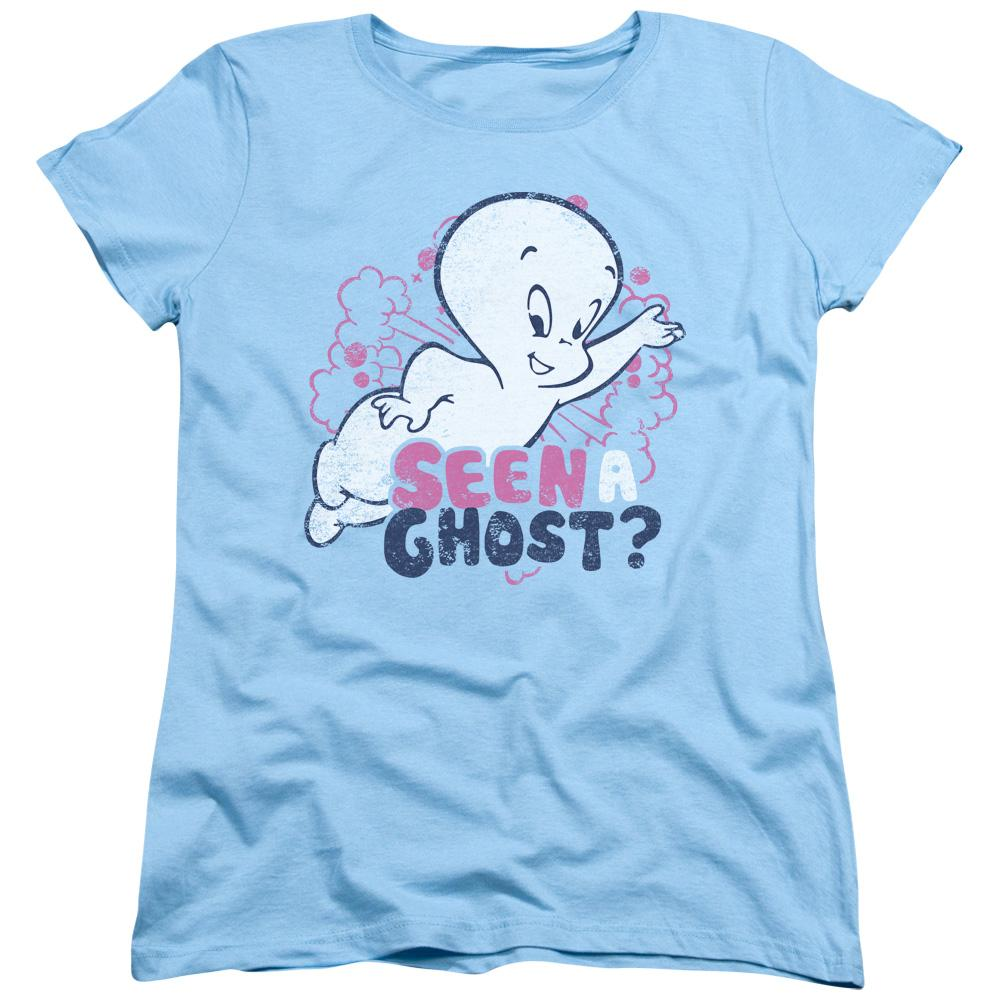 Casper - Seen A Ghost Women's T-Shirt