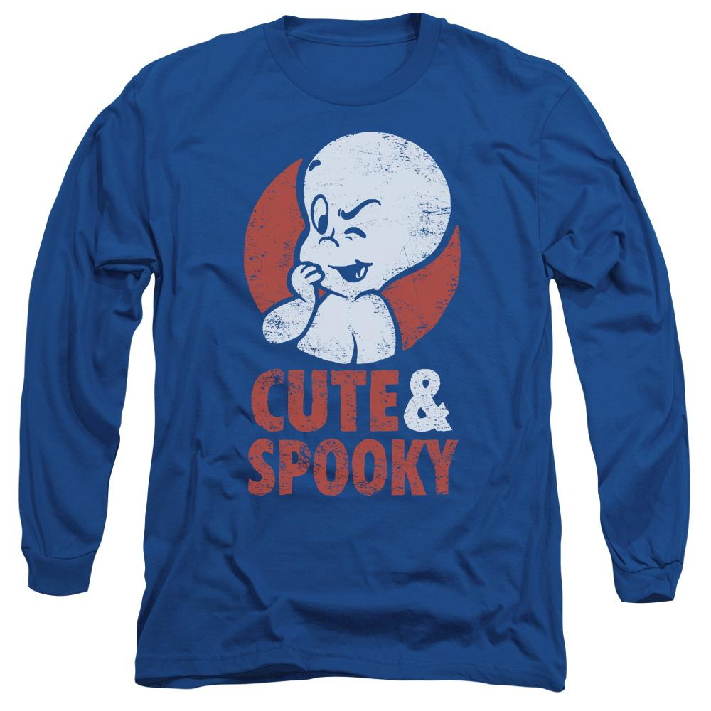 Casper - Spooky Adult Long Sleeve T-Shirt