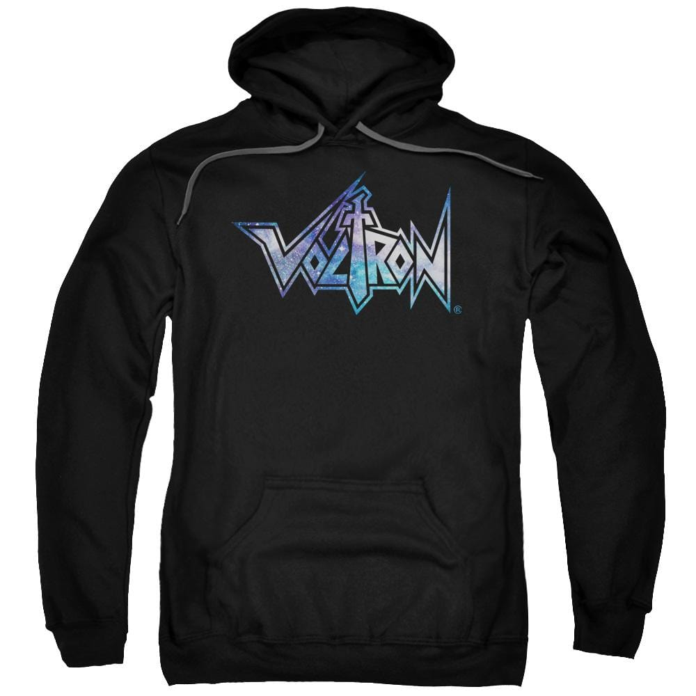 Voltron Space Logo Adult Pull-Over Hoodie