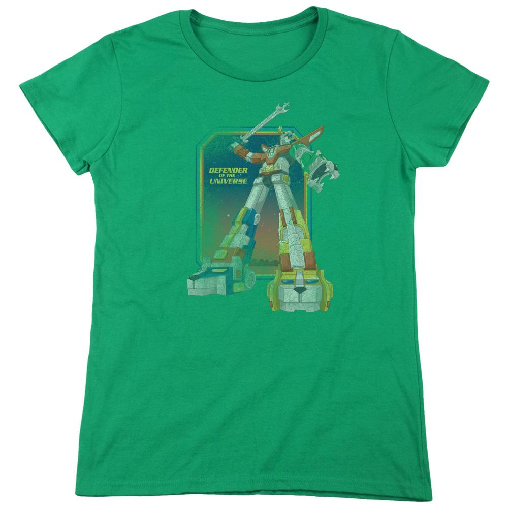 Voltron - Distressed Defender Women's T-Shirt