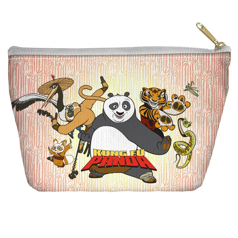Kung Fu Panda - Kung Fu Group Tapered Bottom Pouch