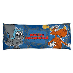 Rocky & Bullwinkle - Framed Friends Body Pillow