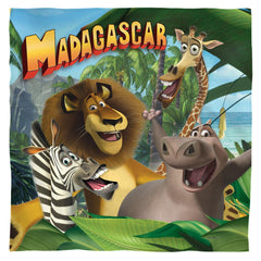 Madagascar - Jungle Time Bandana