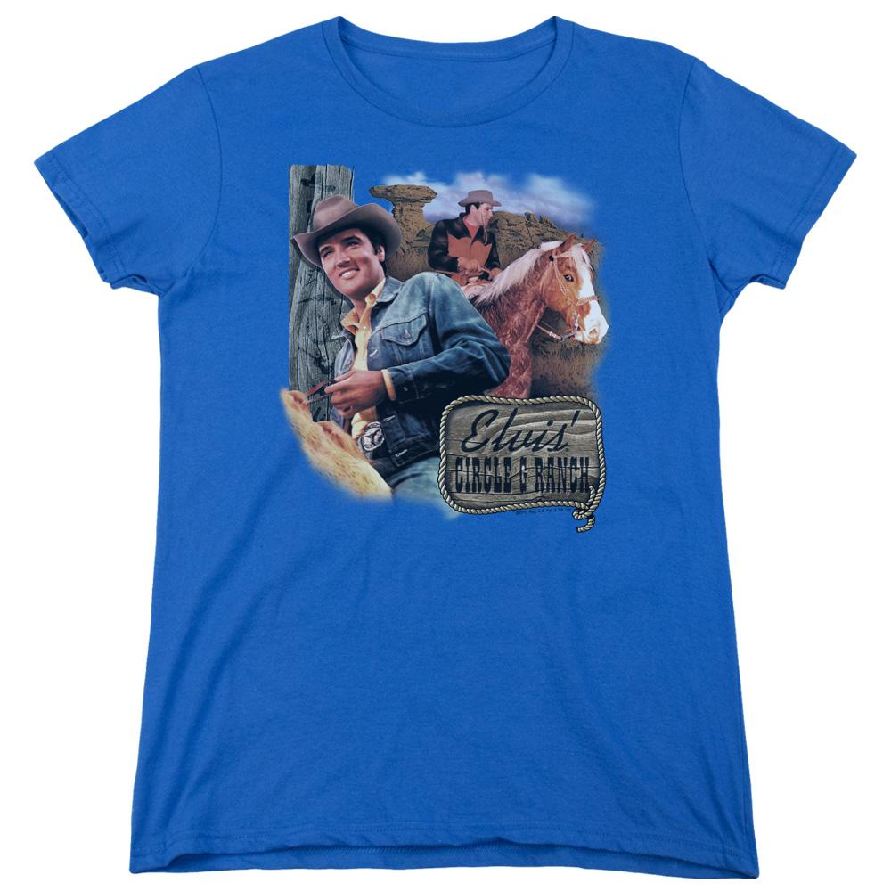 Elvis - Ranch Women's T-Shirt