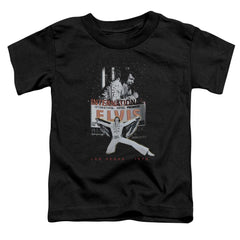 Elvis Las Vegas Toddler T-Shirt