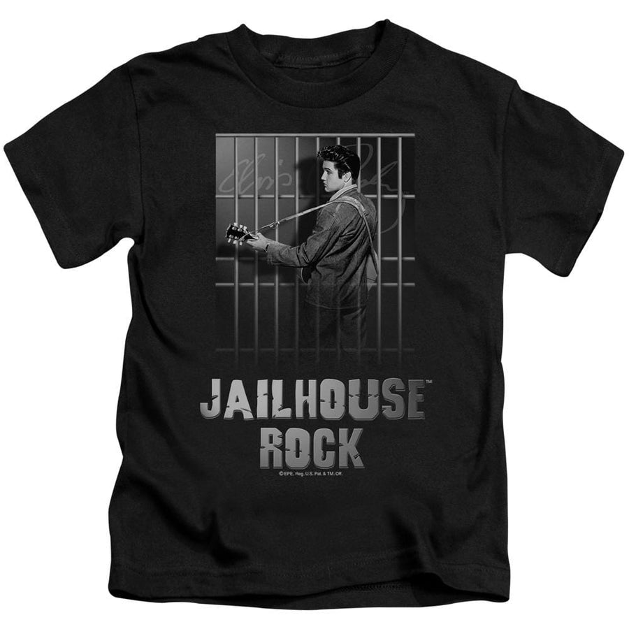 Elvis Presley Jailhouse Rock Kid's T-Shirt (Ages 4-7)
