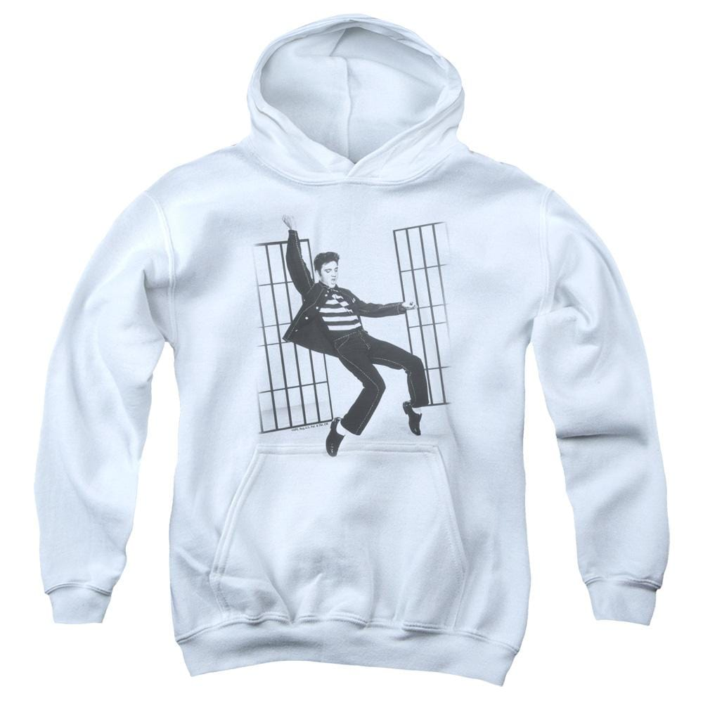 Elvis Jailhouse Rock Youth Pull-Over Hoodie
