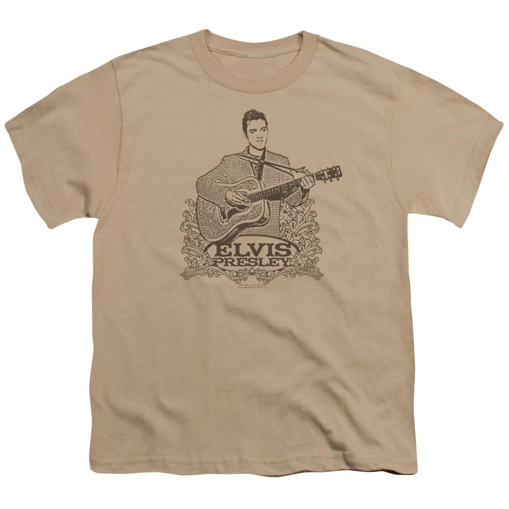 Elvis Laurels Youth T-Shirt
